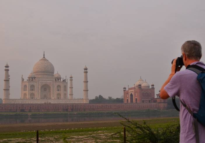 Agra photo tours with Taj Mahal