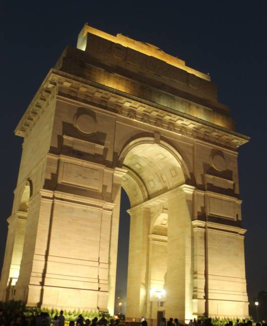 Photo walk New Delhi monuments, India Gate